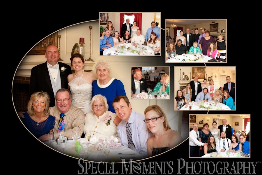 Montague Inn Saginaw MI reception