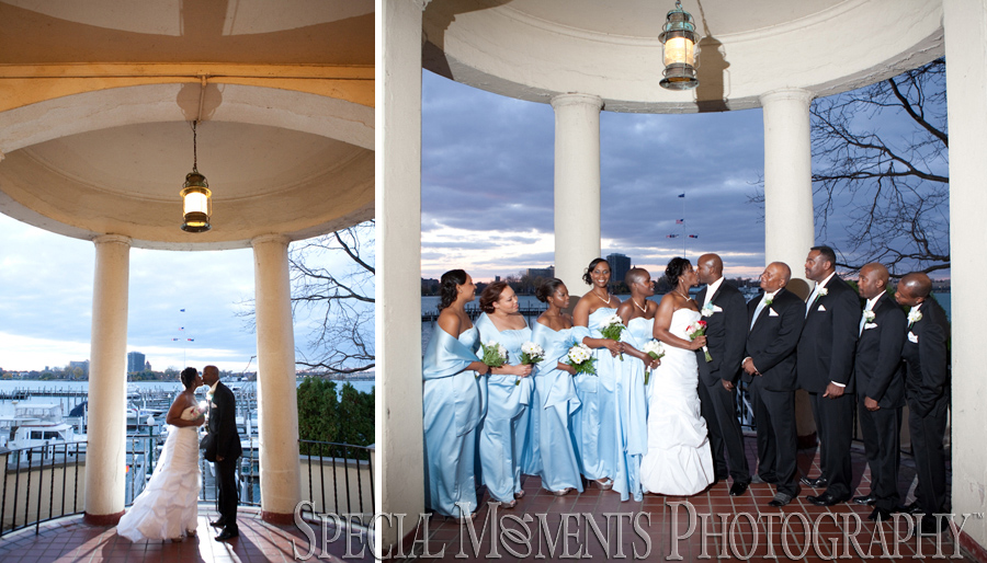 Detroit Yacht Club Mi Wedding Reception