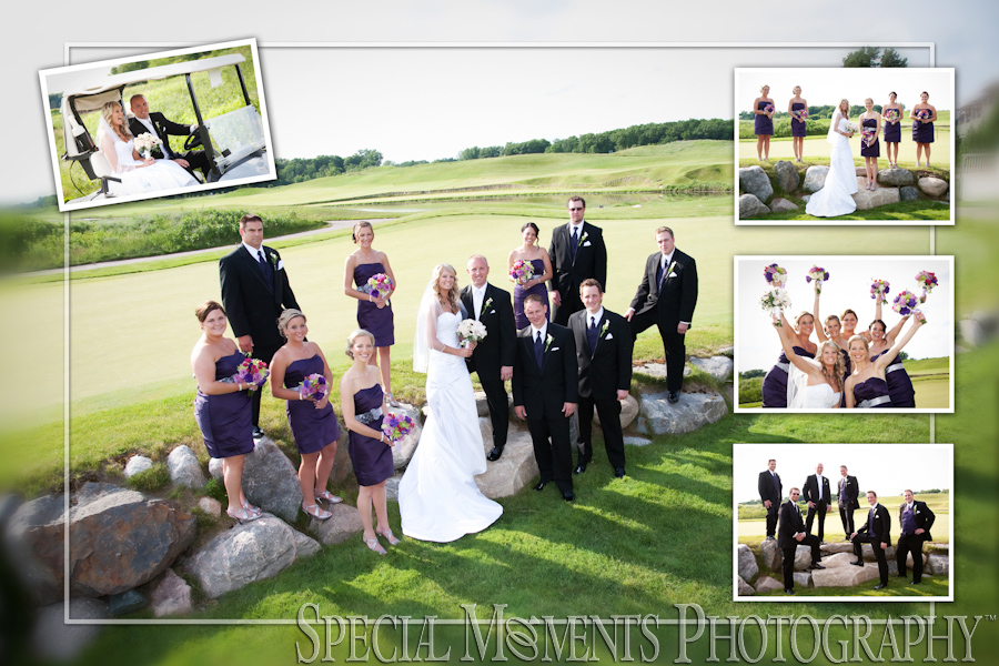 Eagle Eye Golf Club Bath or East Lansing wedding