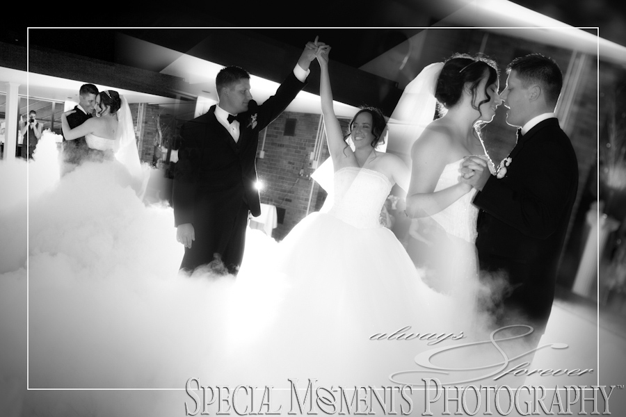 Plum Hollow Golf Club Southfield MI wedding reception