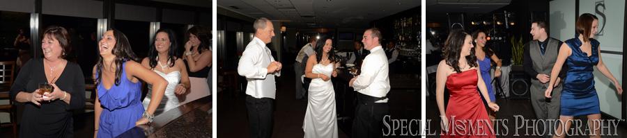 Skyline Club Southfield MI wedding reception