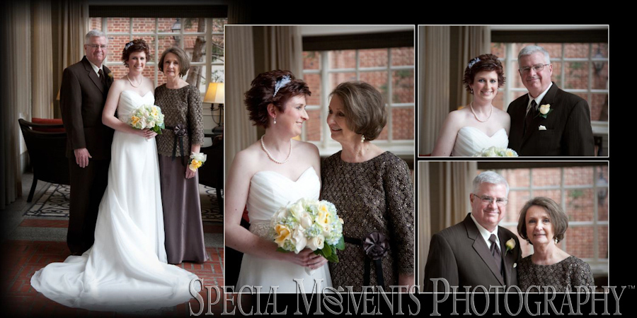Dearborn Inn Wedding