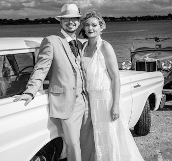 Westcroft Gardens Grosse Ile wedding photograph