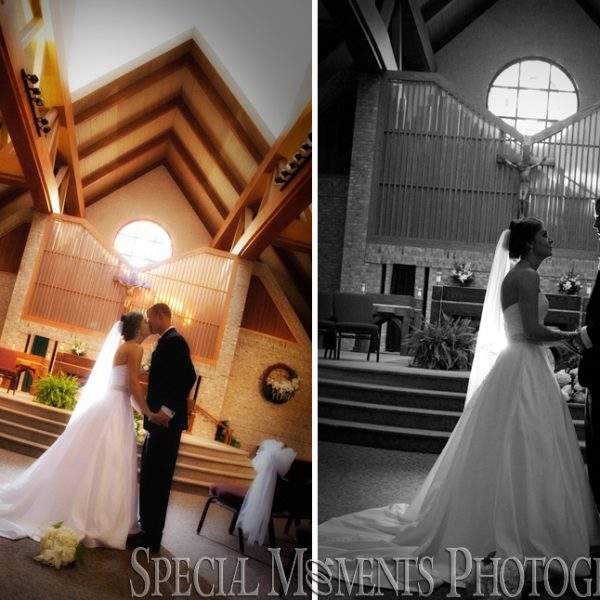 Michele & Elliott: St. Thomas A-Becket Canton MI Wedding & Northville Hills Golf Course Wedding Reception Northville MI