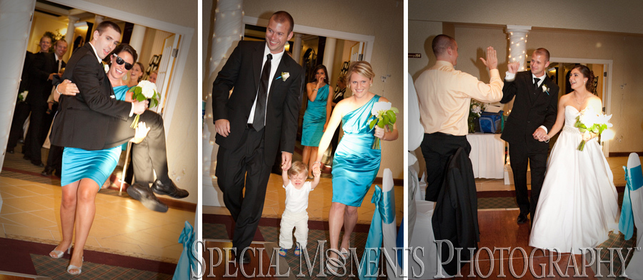 Northville Hills Golf Club Northville MI wedding photograph