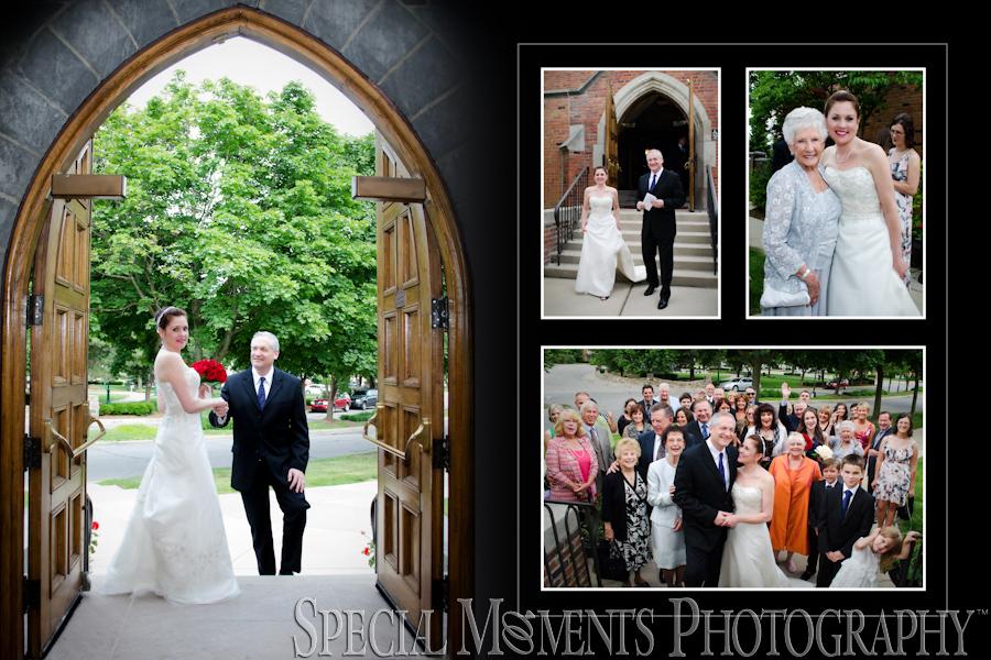 First Presbyterian Plymouth Wedding