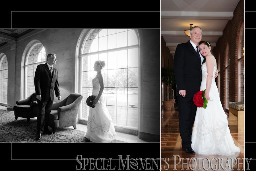 Inn at St. John's Wisdom Ballroom Wedding Reception