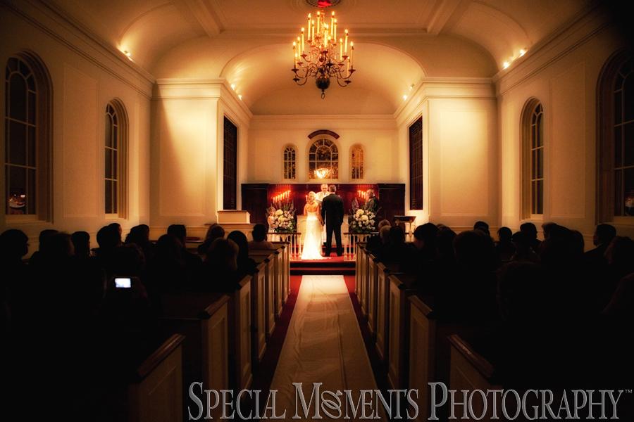 Martha/Mary Chapel Greenfield Village Dearborn MI wedding photograph