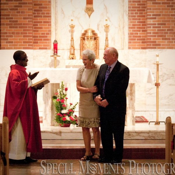 Gloria & Adrian Kramer: Renewal of Wedding Vows at St. André Bessette Catholic in Ecorse & Dearborn Inn Reception