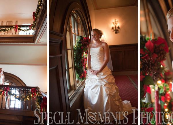 Wedding at St. Patrick Historic Catholic Toledo OH & The Toledo Club Wedding Reception Toledo OH