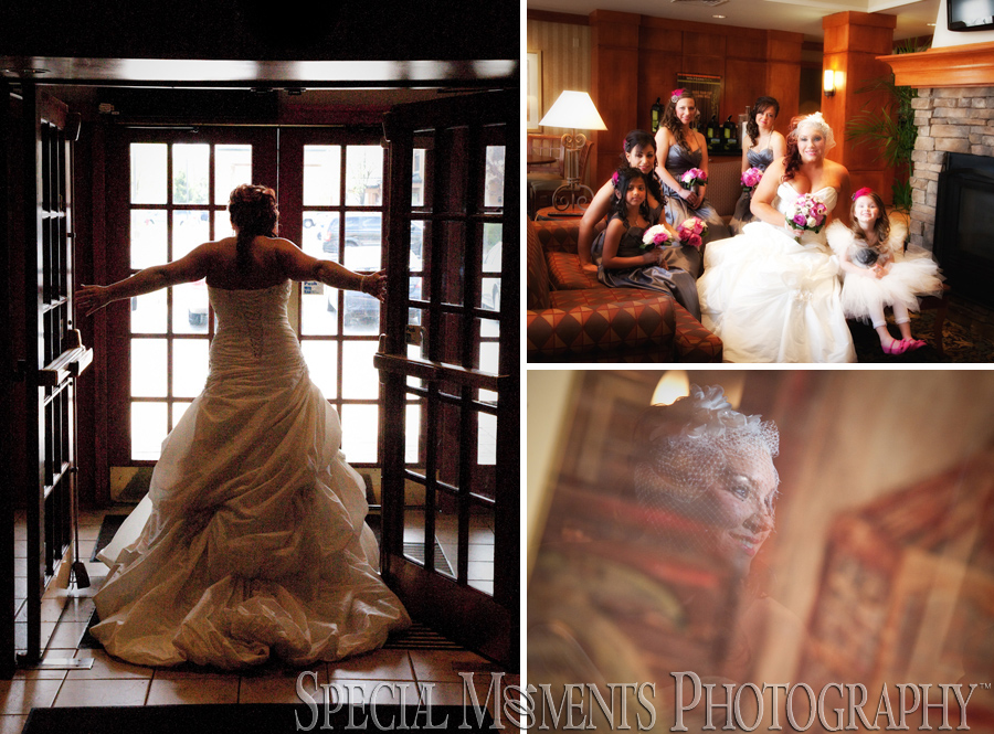 Wolcott Mill Metro Park Ray Township MI wedding photograph
