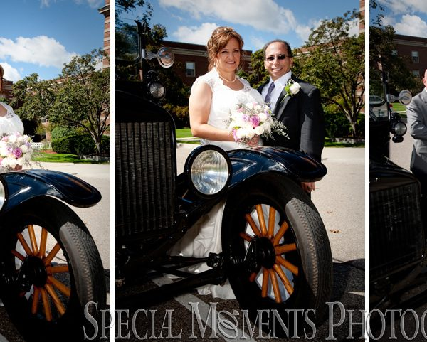 Pamela & Ron's Wedding at Dearborn Inn Dearborn MI | An Outdoor Wedding