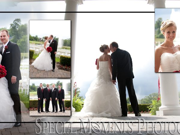 Joseph & Andreea's Coffee Table Wedding Album Design: Northville Hills Golf Club Wedding Northville MI