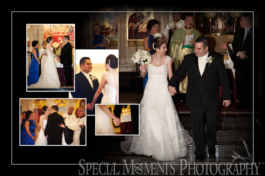 St. Mary's Antiochian Orthodox Livonia MI wedding