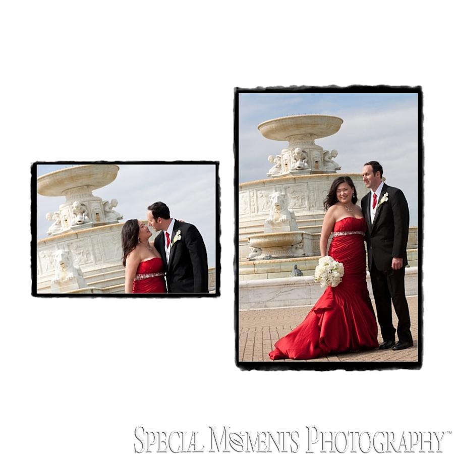 The Gem Theatre Detroit MI wedding photograph