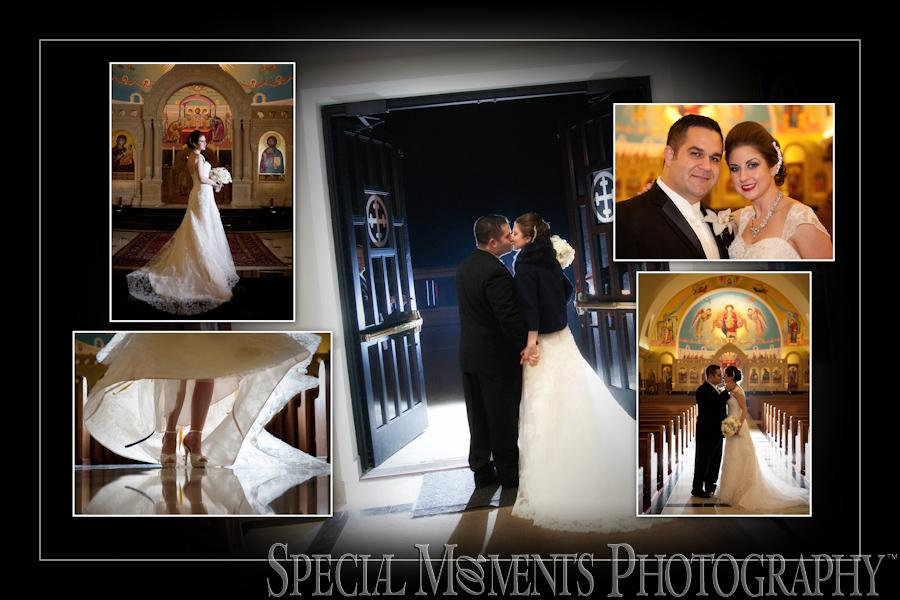 St. Mary's Antiochian Orthodox Livonia MI wedding