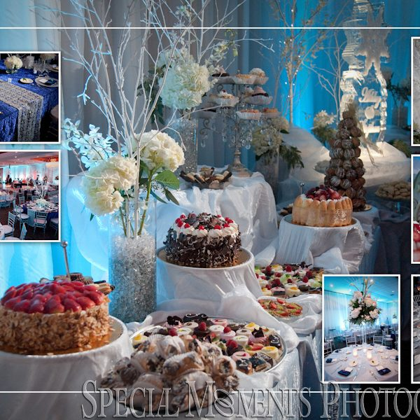 Stephen & Ashley's Wedding Album Design from their St Mary's Antiochian Orthodox Church Livonia MI wedding.