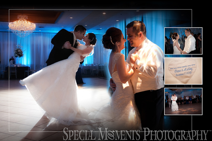 St. Mary Cultural Center Livonia MI Wedding