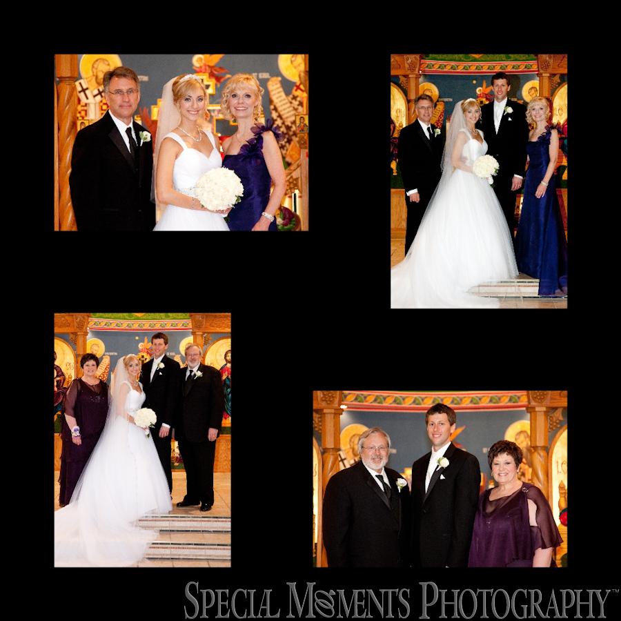 Holy Transfiguration Orthodox Church Livonia MI wedding photograph