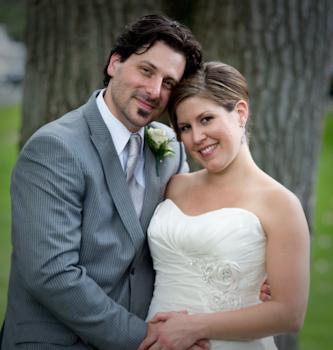 Home Wedding photograph