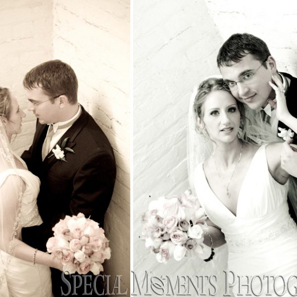 Johanna & Jesse:  Atheneum Suite Hotel Wedding & Reception Detroit MI