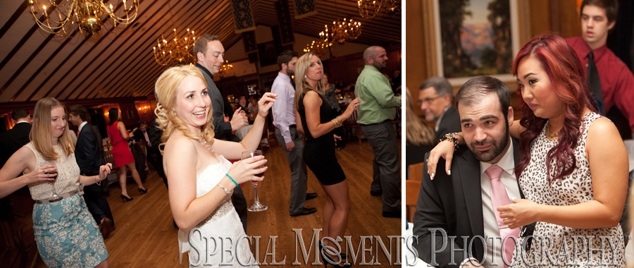 Kings Court Castle Lake Orion MI wedding reception photograph