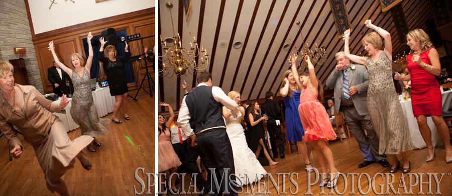 Kings Court Castle Lake Orion MI wedding reception photograph