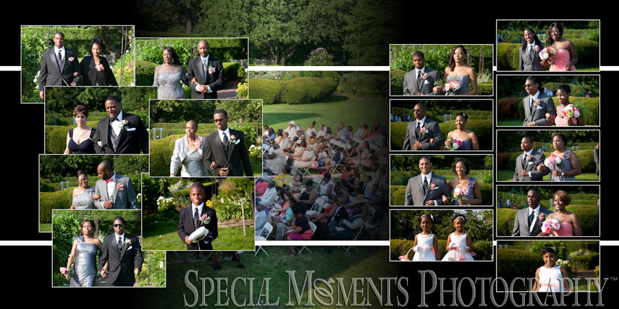 Grosse Pointe War Memorial - Grosse Pointe Farms MI wedding photograph