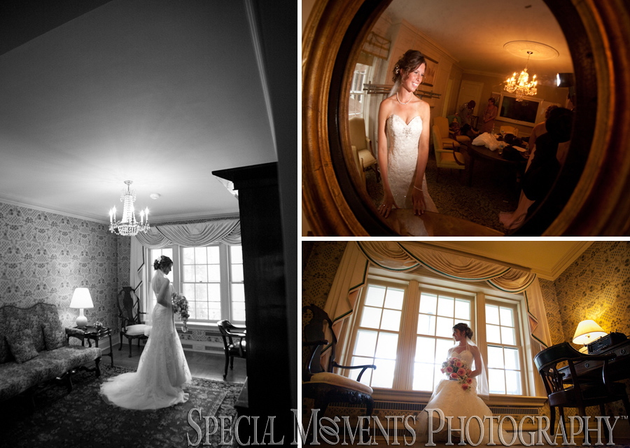 Wildwood Manor House Toledo OH wedding photograph