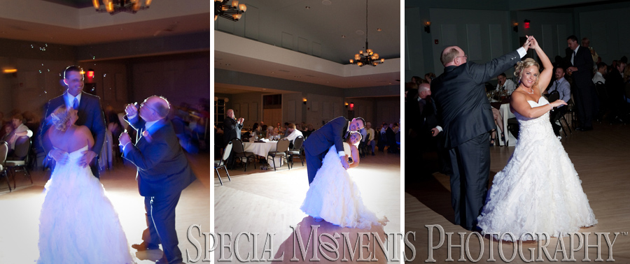 Shadowland on Silver Beach St. Joseph MI wedding photograph
