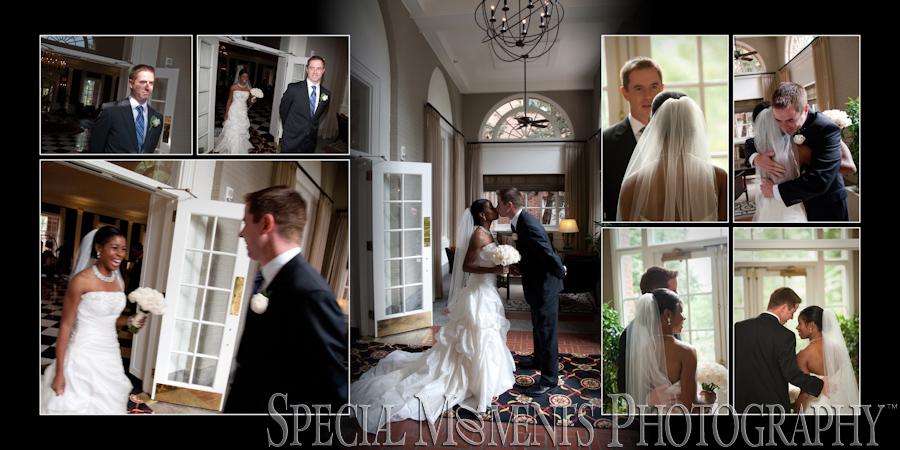 Danese & Josh's Dearborn Inn wedding photographs