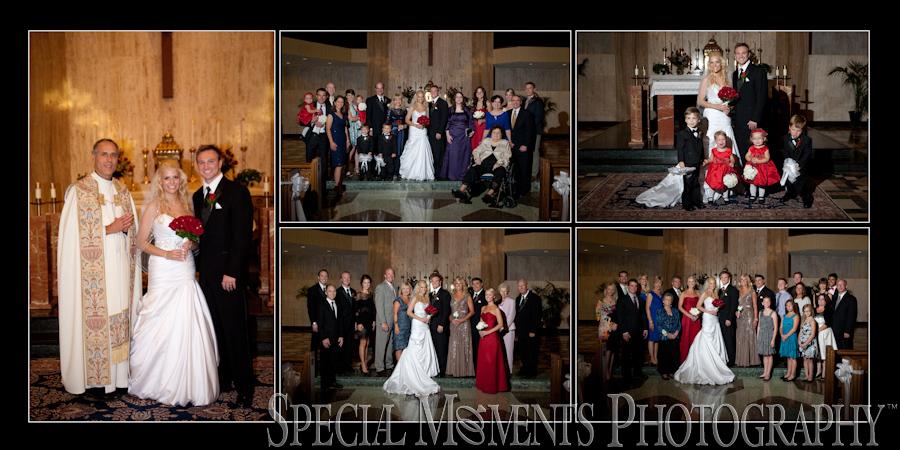 Emily & Shane: Divine Child Dearborn MI wedding photograph