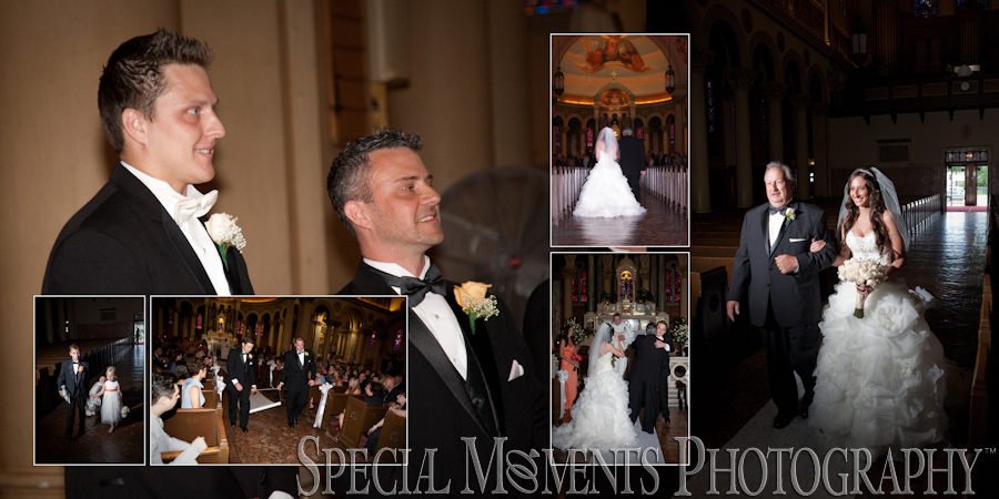 Kyle Amp Diana S Holy Redeemer Detroit Mi Wedding Special
