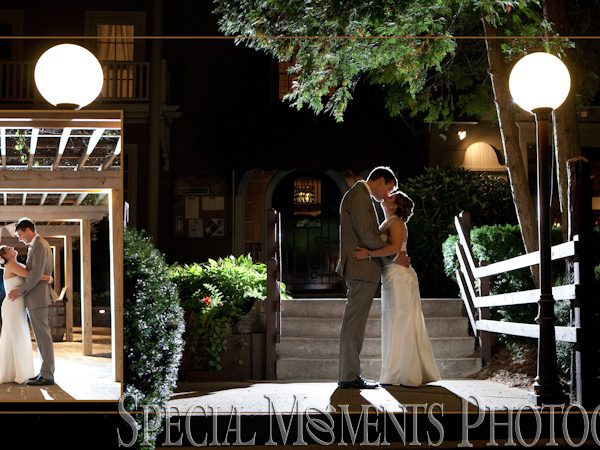 Nick & Diane's Wedding Album Design: Bowers Harbor Inn Wedding & Reception in Traverse City MI