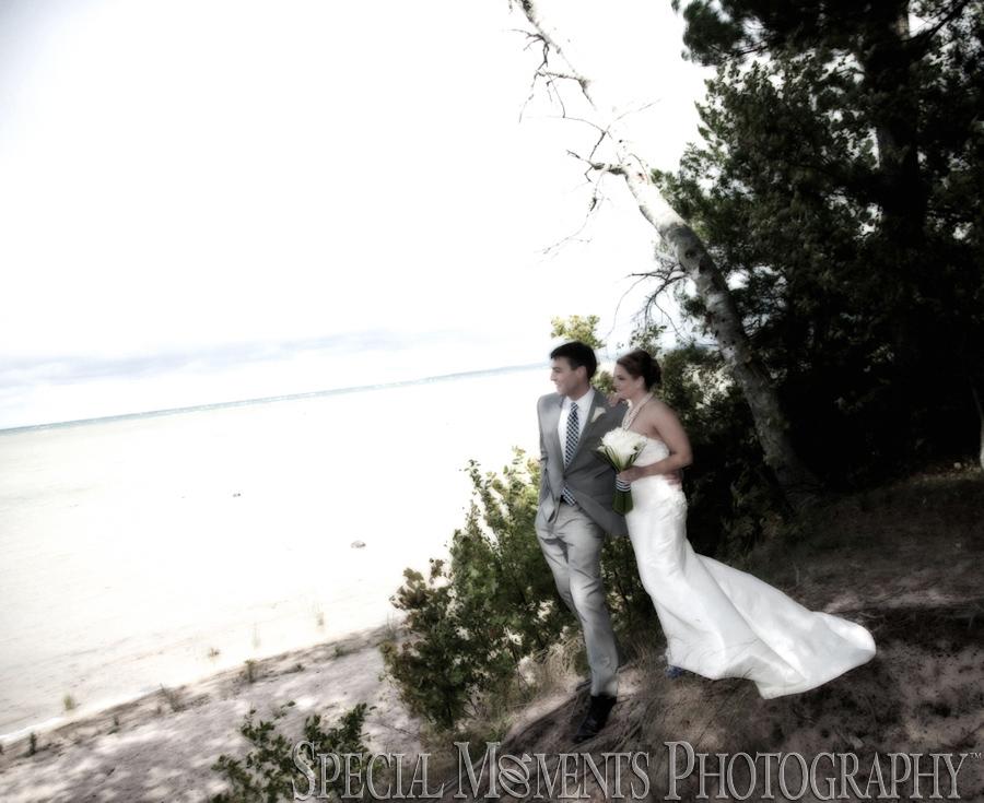 Old Mission Peninsula Traverse City MI wedding photograph