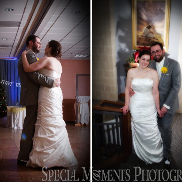 Jamie & Reed: Our Lady of Good Counsel Plymouth MI Wedding & Reception