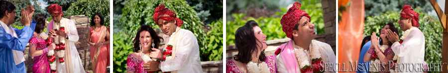 Ypsilanti Marriott Ypsilanti MI wedding photograph