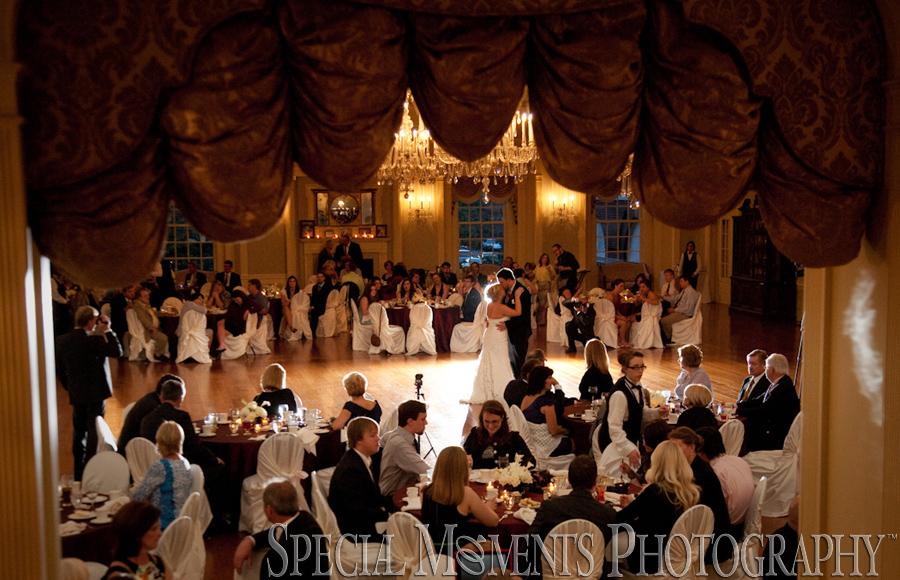 Lovett Hall Greenfield Village Dearborn MI wedding photograph