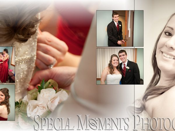 Thomas & Chelsea: Coffee Table Album | St. Thomas A-Becket Canton & Arnaldo Banquet Center Riverview