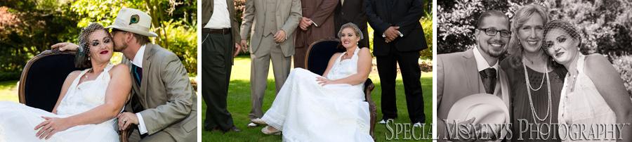 Westcroft Gardens Grosse Ile MI wedding photograph