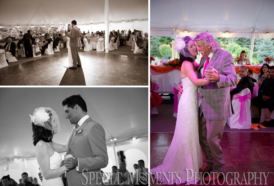 Ypsilanti Marriott Ypsilanti MI wedding reception photograph