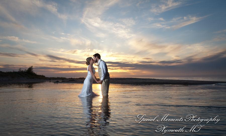 Sleeping Bear Dunes Empire MI wedding photograph