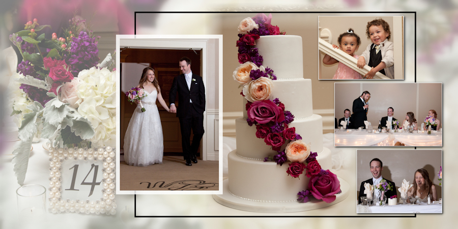 Coffee Table Design - Plymouth Manor Plymouth MI wedding photography
