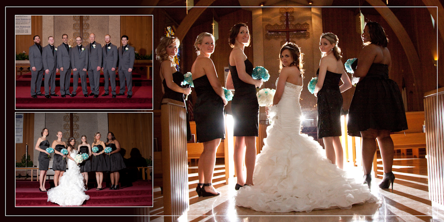 Coffee Table Design - Trinity Lutheran Wyandotte MI wedding photograph