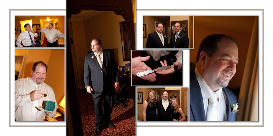 Fine Art Classic Design - Dearborn Inn Dearborn MI wedding photograph