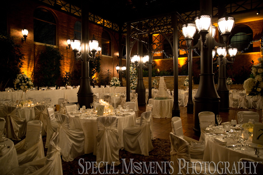 Inn At St. John Atrium Ballroom Plymouth MI wedding photograph