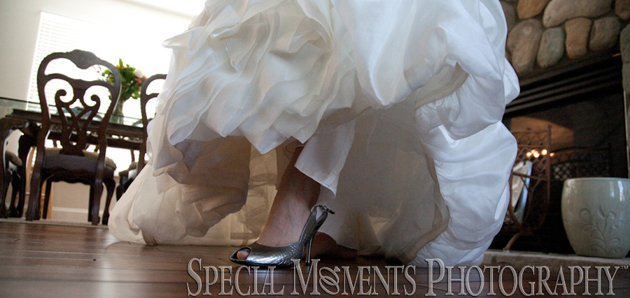St. William Parish Walled Lake MI wedding photograph