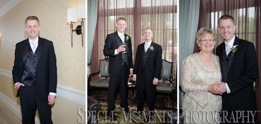 Royal Park Hotel Rochester MI wedding photograph