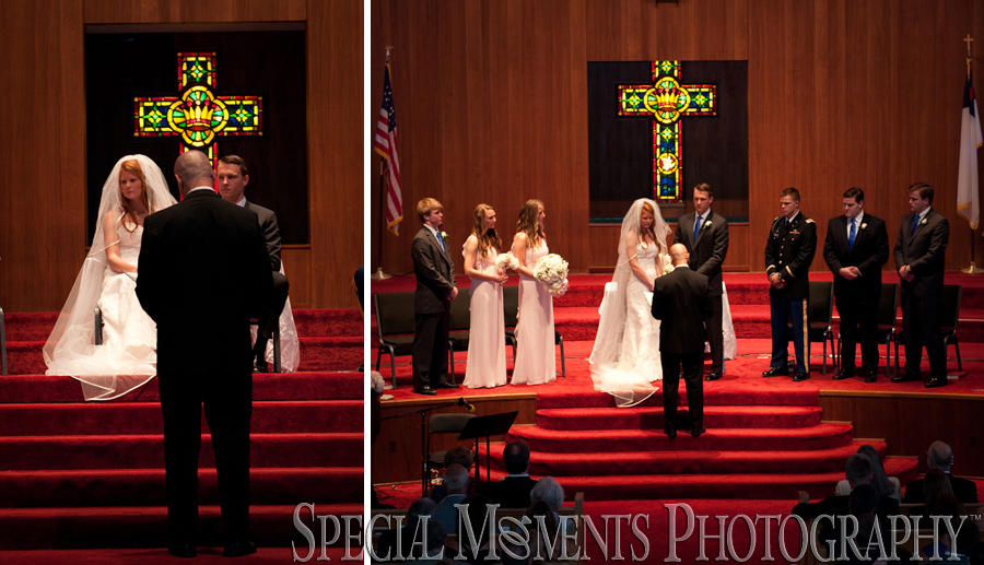 Crosspointe Christian Church Grosse Pointe Woods MI wedding photograph