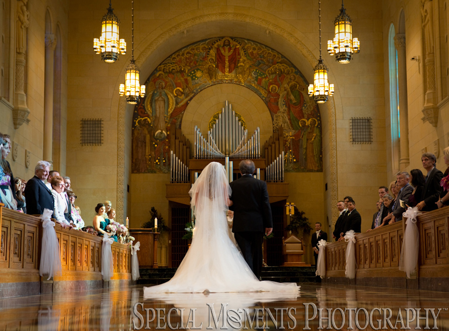 Inn At St. John Chapel Plymouth MI wedding photograph